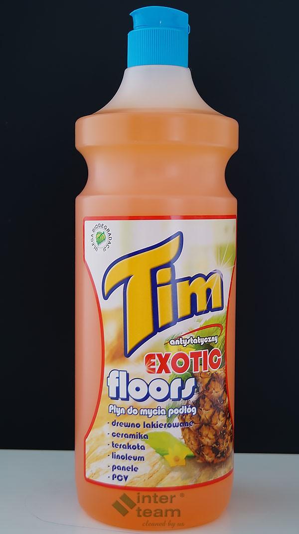 TIM FLOORS EXOTIC