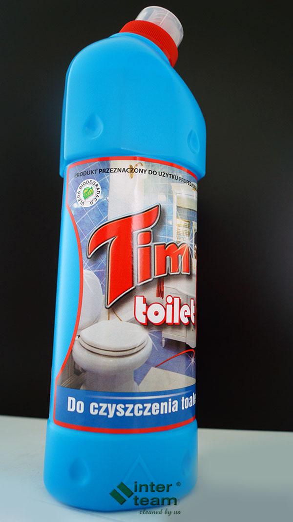 Płyn do czyszczenia toalet