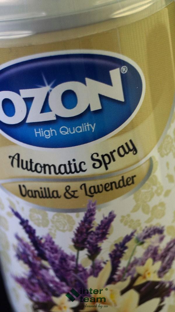 Odświeżacz powietrza - ozone
