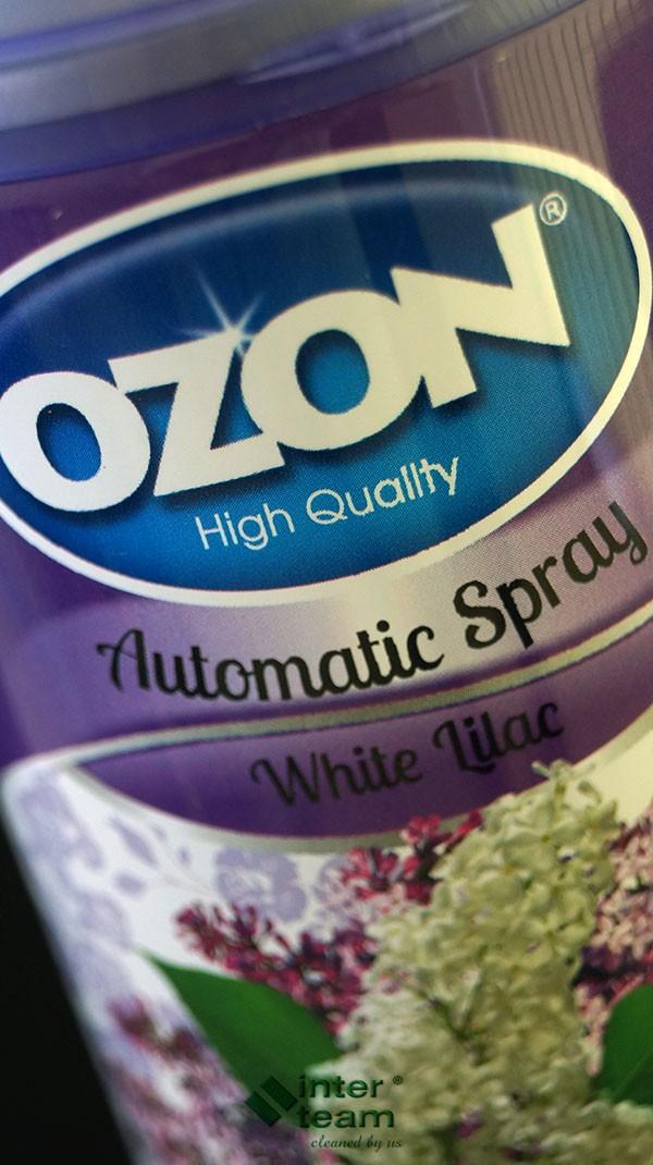OZONE - white lilac