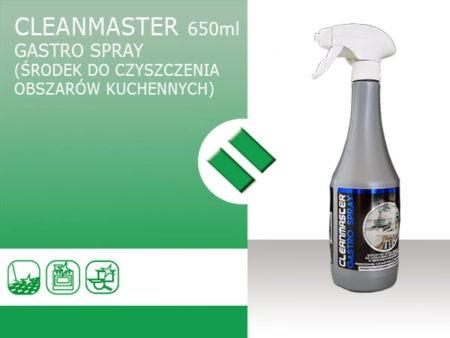 Cleanmaster - środek do czyszczenia w kuchni