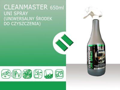 Uniwersalny środek czyszczący - Cleanmaster